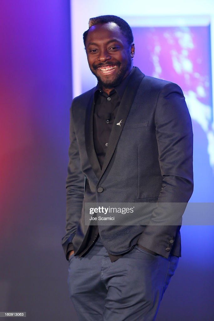 will.i.am attends <a gi-track='captionPersonalityLinkClicked' href=/galleries/search?phrase=Will.I.Am&family=editorial&specificpeople=203050 ng-click='$event.stopPropagation()'>Will.I.Am</a>'s annual TRANS4M Day Conference focusing on TRANS4Ming America in 2013 on February 7, 2013 in Los Angeles, California.