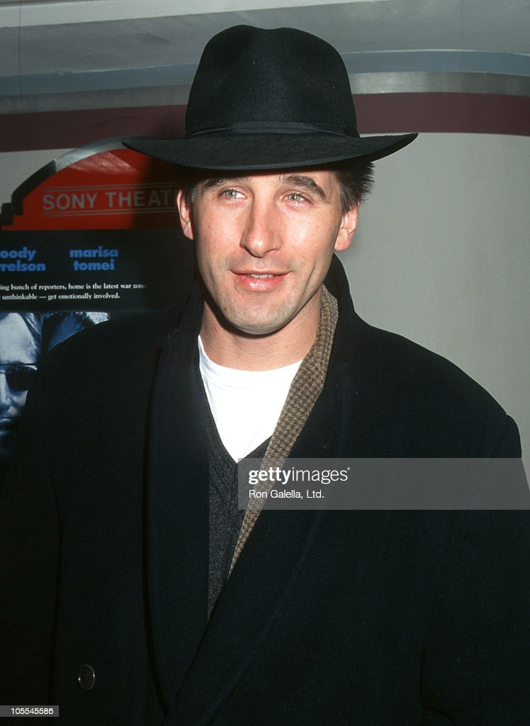William Baldwin during New York Premiere of 'Welcome To Sarajevo' at Sony Theater 19th Street in New York City, New York, United States.