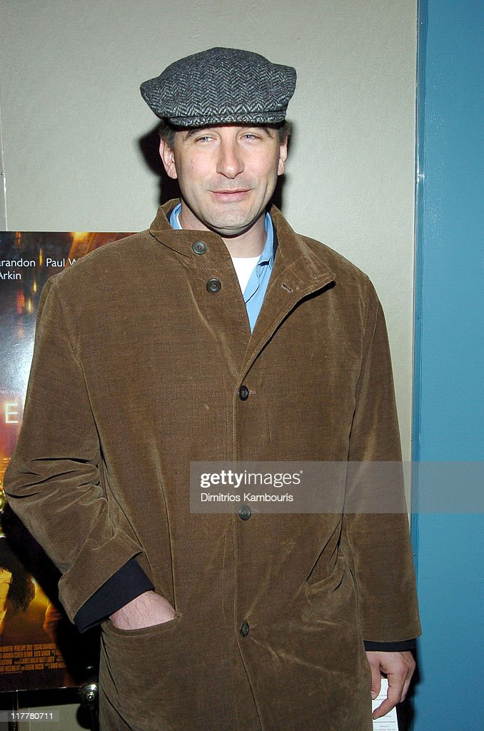 William Baldwin during 'Noel' New York City Premiere - Arrivals at Regal United Artist Battery Park City Stadium 16 in New York City, New York, United States.