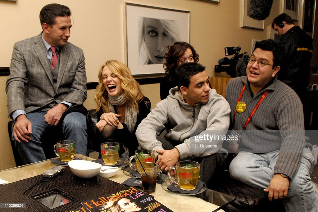 "2007 Park City - Hollywood Life House - ""Adrift in Manhattan"" Cocktail Party"