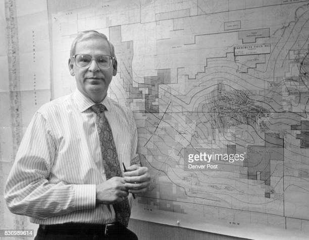 William Barrett President Barrett Resources Credit The Denver Post