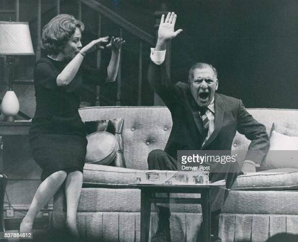 William Bendix reacts violently to the announcement by his wife played by Nancy Carroll that she is pregnant after 26 years of marriage This sets the...