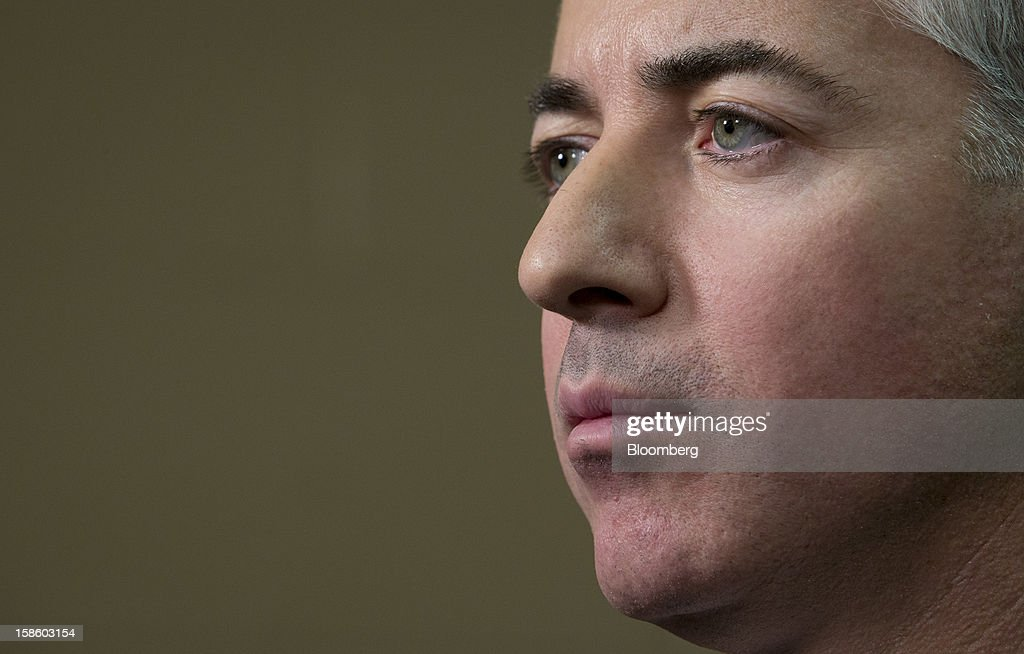 William 'Bill' Ackman, founder and chief executive officer of Pershing Square Capital Management LP, pauses before an interview in New York, U.S., on Thursday, Dec. 20, 2012. Herbalife Ltd., the maker of namesake nutritional and weight-loss supplements, fell for the second day after Ackman said he has taken a short position on the company. Photographer: Scott Eells/Bloomberg via Getty Images
