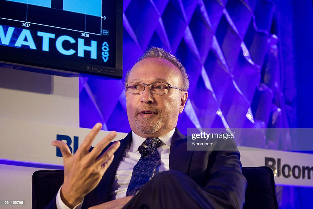 William 'Bill' Zerella, chief financial officer of FitBit Inc., speaks during the Bloomberg Breakaway Summit in New York, U.S., on Wednesday, May 25, 2016. At the inaugural event, participants will hear from corporate leaders investors and government officials on the most crucial issues that impact their ability to find new markets, win over investors, recruit top talent, protect data, and more. Photographer: Michael Nagle/Bloomberg via Getty Images