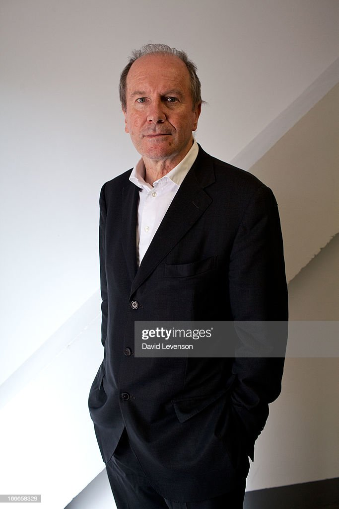 <a gi-track='captionPersonalityLinkClicked' href=/galleries/search?phrase=William+Boyd&family=editorial&specificpeople=94242 ng-click='$event.stopPropagation()'>William Boyd</a>, author of the next James Bond book, to be published in September, announced the title to be 'Solo' during the London Book Fair at Earl's Court Exhibition Centre on April 15, 2013 in London, England.