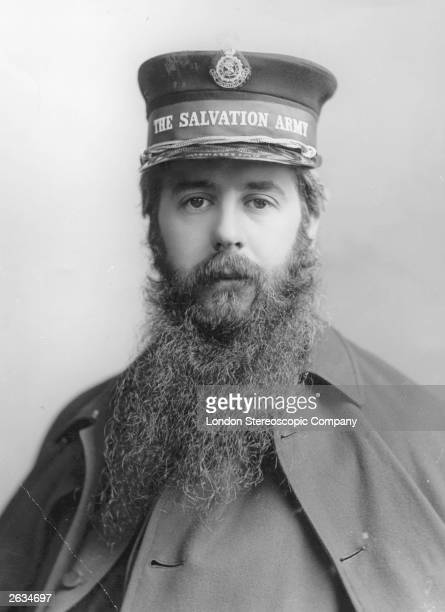 William Bramwell Booth son of the William Booth the founder of the Salvation Army He succeeded his father as General of the Salvation Army in 1912