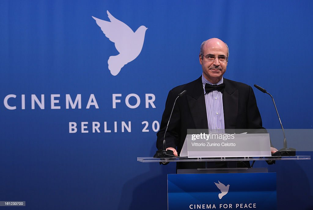 William Browder during the Cinema For Peace Gala Ceremony at the 63rd Berlinale International Film Festival at the Waldorf Astoria Hotel on February 9, 2013 in Berlin, Germany.