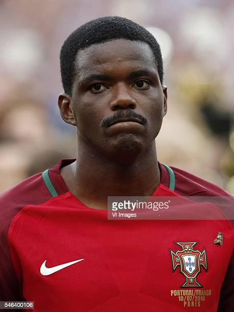 William Carvalho of Portugal during the UEFA EURO 2016 final match between Portugal and France on July 10 2016 at the Stade de France in Paris France