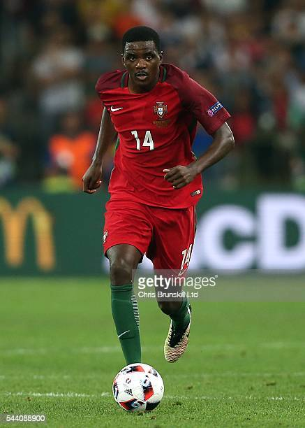 William Carvalho of Portugal in action during the UEFA Euro 2016 Quarter Final match between Poland and Portugal at Stade Velodrome on June 30 2016...