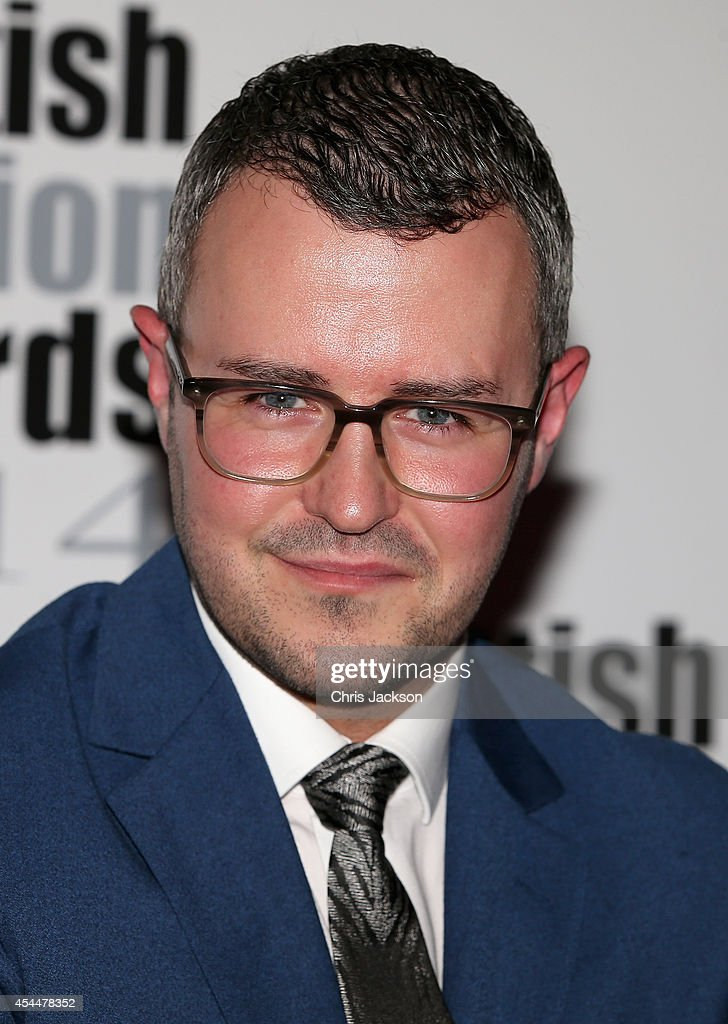 William Chambers attends The Scottish Fashion Awards on September 1, 2014 in London, England.