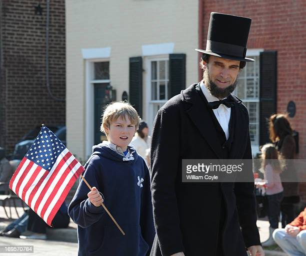 William Coyle This was taken at the George Washington Birthday Parade in Alexandria Virginia February 20 2012