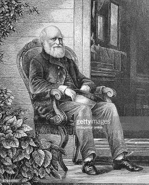 William cullen bryant 17941878 american writer lawyer and journalist historic wood engraving ca 1880