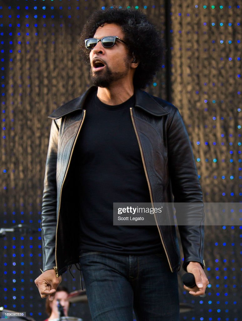 William DuVall of Alice in Chains performs during 2013 Rock On The Range at Columbus Crew Stadium on May 19, 2013 in Columbus, Ohio.