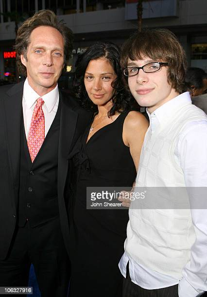 William Fichtner and guests during 'Blades of Glory' Los Angeles Premiere Red Carpet at Mann's Chinese Theater in Hollywood California United States