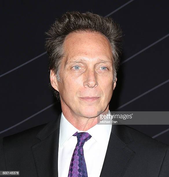 William Fichtner arrives at the Petersen Automotive Museum grand reopening gala held on December 5 2015 in Los Angeles California