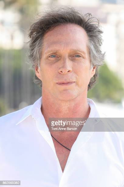 William Fichtner attends photocall for 'Top Gear America' as part of MIPCOM 2017 at the Palais des Festivals on October 17 2017 in Cannes France