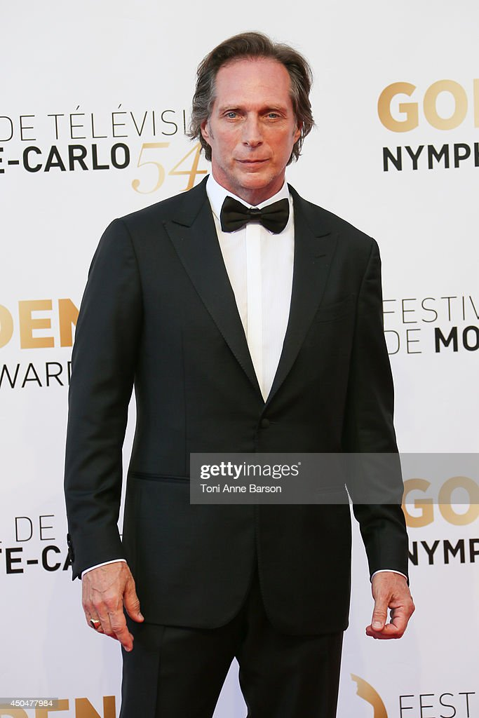 <a gi-track='captionPersonalityLinkClicked' href=/galleries/search?phrase=William+Fichtner&family=editorial&specificpeople=226598 ng-click='$event.stopPropagation()'>William Fichtner</a> attends the Closing Ceremony and Golden Nymph Awards of the 54th Monte Carlo TV Festival on June 11, 2014 in Monte-Carlo, Monaco.
