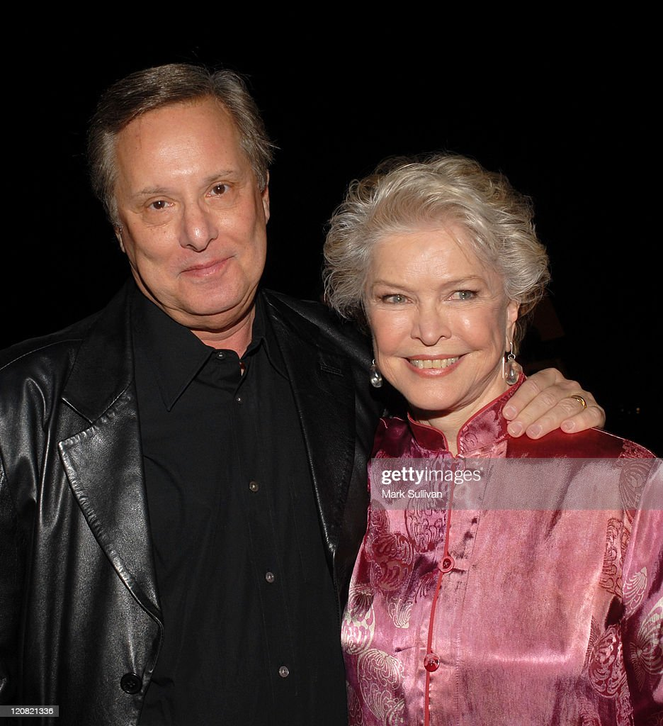 William Friedkin and Ellen Burstyn during Ellen Burstyn Celebrates the Release of Her Book 'Lessons in Becoming Myself' at Chateau Marmont Hotel in West Hollywood, California, United States.