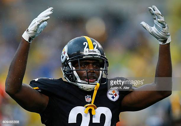 William Gay of the Pittsburgh Steelers in action against the Cincinnati Bengals at Heinz Field on September 18 2016 in Pittsburgh Pennsylvania