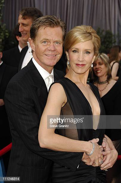 William H Macy and Felicity Huffman nominee Best Actress in a Leading Role for 'Transamerica'