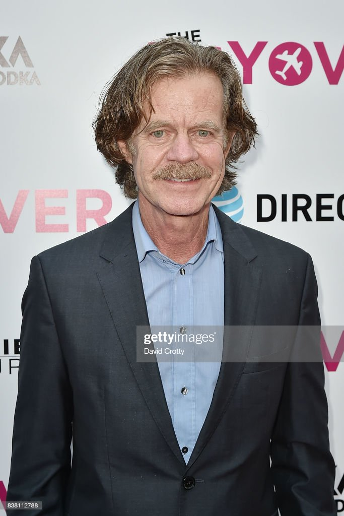 William H. Macy attends the Premiere Of DIRECTV And Vertical Entertainment's 'The Layover' - Arrivals at ArcLight Cinemas on August 23, 2017 in Hollywood, California.