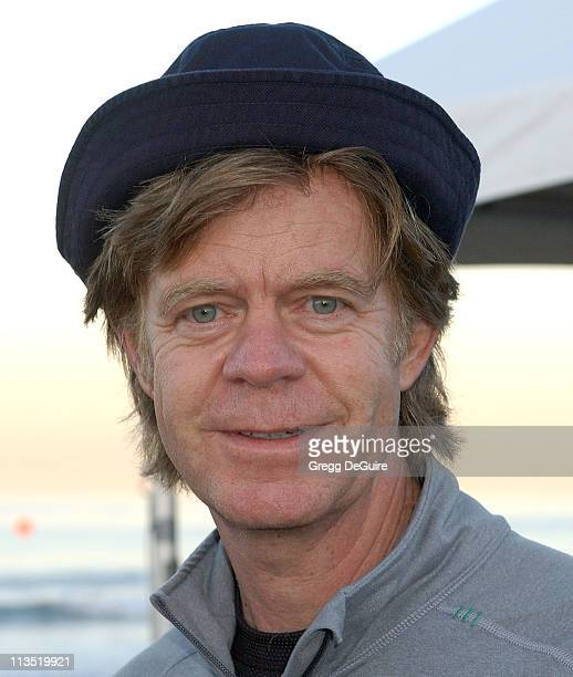 William H Macy during The 20th Annual Nautica Malibu Triathlon Arrivals at Zuma Beach in Malibu California United States