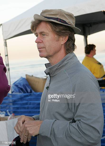 William H Macy during The 20th Annual Nautica Malibu Triathlon for the Elizabeth Glaser Pediatric AIDS Foundation at Zuma Beach in Malibu California...