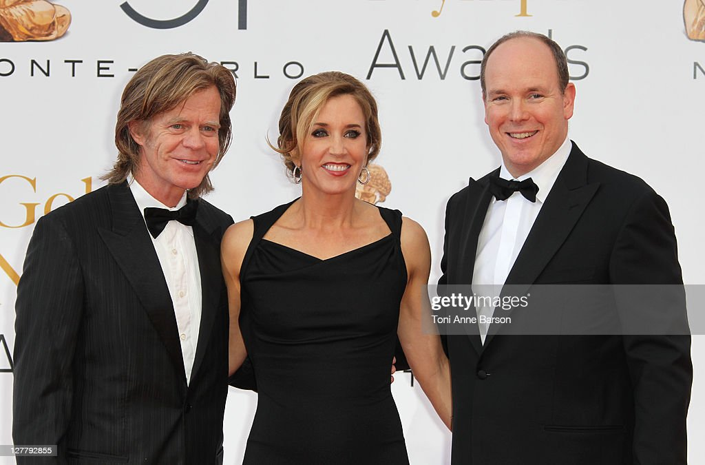 <a gi-track='captionPersonalityLinkClicked' href=/galleries/search?phrase=William+H.+Macy&family=editorial&specificpeople=202170 ng-click='$event.stopPropagation()'>William H. Macy</a>, <a gi-track='captionPersonalityLinkClicked' href=/galleries/search?phrase=Felicity+Huffman&family=editorial&specificpeople=201903 ng-click='$event.stopPropagation()'>Felicity Huffman</a> and HSH <a gi-track='captionPersonalityLinkClicked' href=/galleries/search?phrase=Prince+Albert+II+of+Monaco&family=editorial&specificpeople=201707 ng-click='$event.stopPropagation()'>Prince Albert II of Monaco</a> attend the Closing Ceremony and The Golden Nymph Awards at the Grimaldi Forum on June 10, 2011 in Monaco, Monaco.