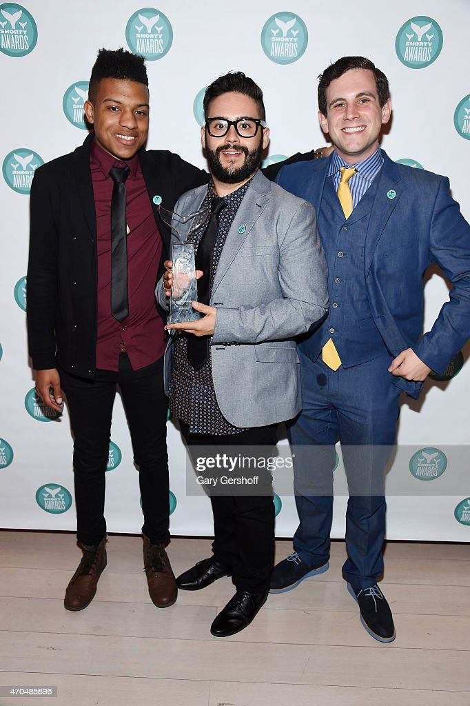 The 7th Annual Shorty Awards - Backstage And Green Room
