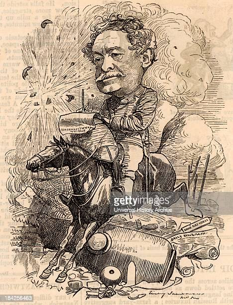 William Howard Russell Irish journalist who joined the staff of 'The Times' of London in 1843 Famous for his role as a war correspondent beginning...