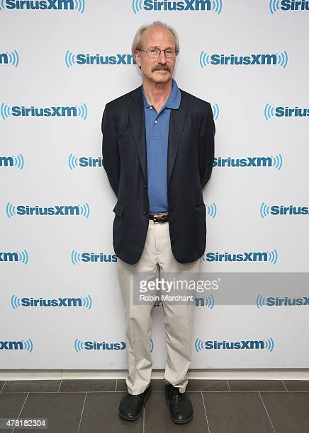 William Hurt visits at SiriusXM Studios on June 23 2015 in New York City