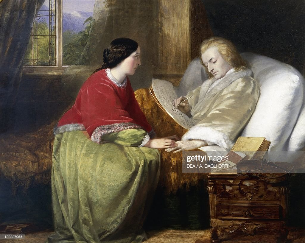 the causes of the death of wolfgang amadeus mozart Of the cause of death of wolfgang amadeus mozart found  eases that were common causes of death of that period in vienna, including tuberculosis, cancer,.