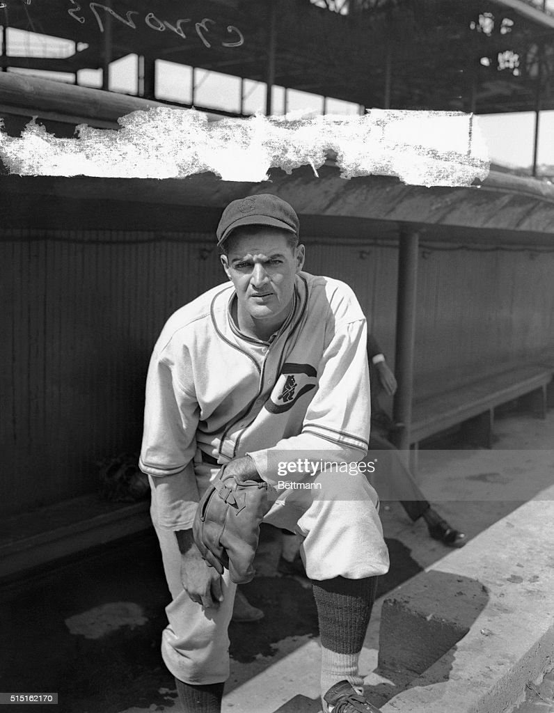 William Lee pitcher of the Chicago Cubs probable pennant winners of the National League