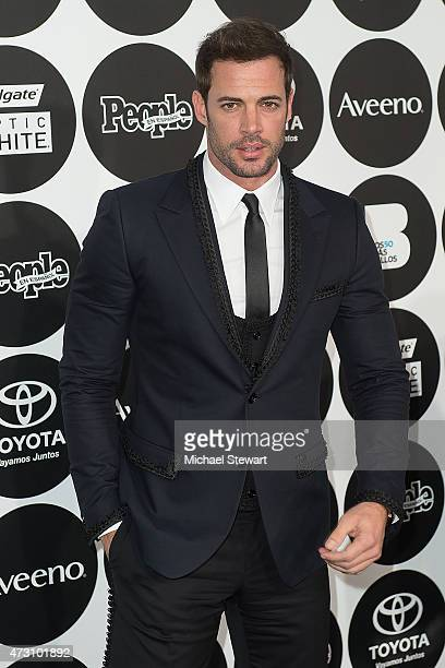 William Levy attends People En Espanol's '50 Most Beautiful' 2015 Gala at the IAC Building on May 12 2015 in New York City