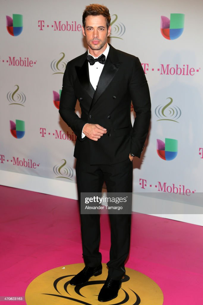 <a gi-track='captionPersonalityLinkClicked' href=/galleries/search?phrase=William+Levy&family=editorial&specificpeople=4194502 ng-click='$event.stopPropagation()'>William Levy</a> attends Premio Lo Nuestro a la Musica Latina 2014 at American Airlines Arena on February 20, 2014 in Miami, Florida.