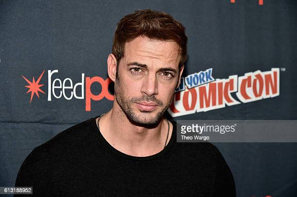 William Levy attends the Resident Evil Photo Call at Jacob Javits Center on October 7 2016 in New York City