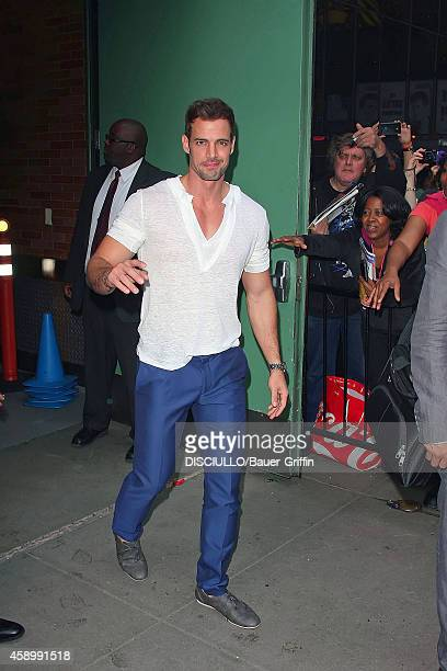 William Levy is seen on May 23 2012 in New York City