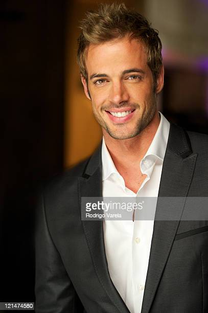 William Levy poses at Viceroy Hotel Spa on August 19 2011 in Miami Florida