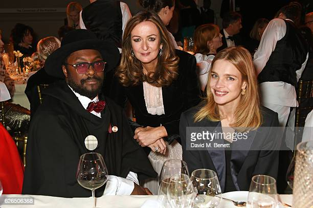william Lucy Yeomans and Natalia Vodianova attend as PORTER hosts a special performance of Letters Live in celebration of their Incredible Women of...