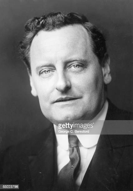 William Lygon 7th Earl Beauchamp Lord President of the Council in the Liberal Government 1910