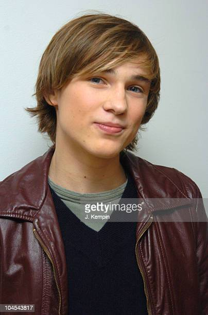 William Moseley during William Moseley Visits MTV's 'TRL' December 12 2005 at MTV Studios in New York City New York United States