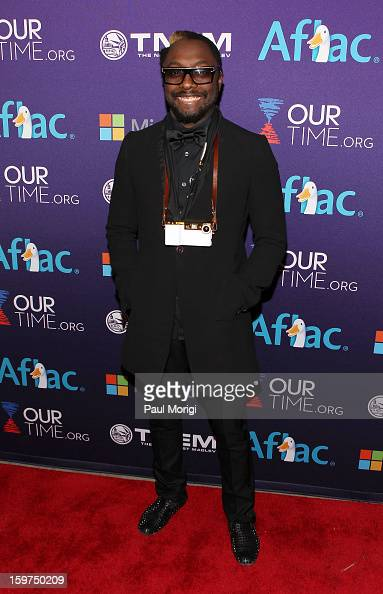 william of the Black Eyed Peas attends the OurTimeorg Hosts Inaugural Youth Ball on January 19 2013 in Washington DC