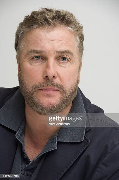 William Petersen at the 'CSI' press conference at the Four Seasons Hotel on February 26 2008 in Beverly Hills California