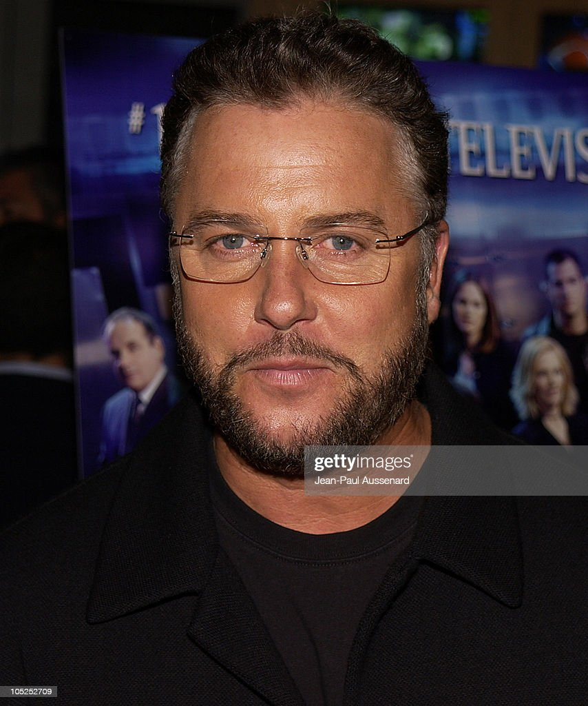 William Petersen during 'CSI: Crime Scene Investigation' Fourth Season Premiere Screening at Museum of Television and Radio in Beverly Hills, California, United States.