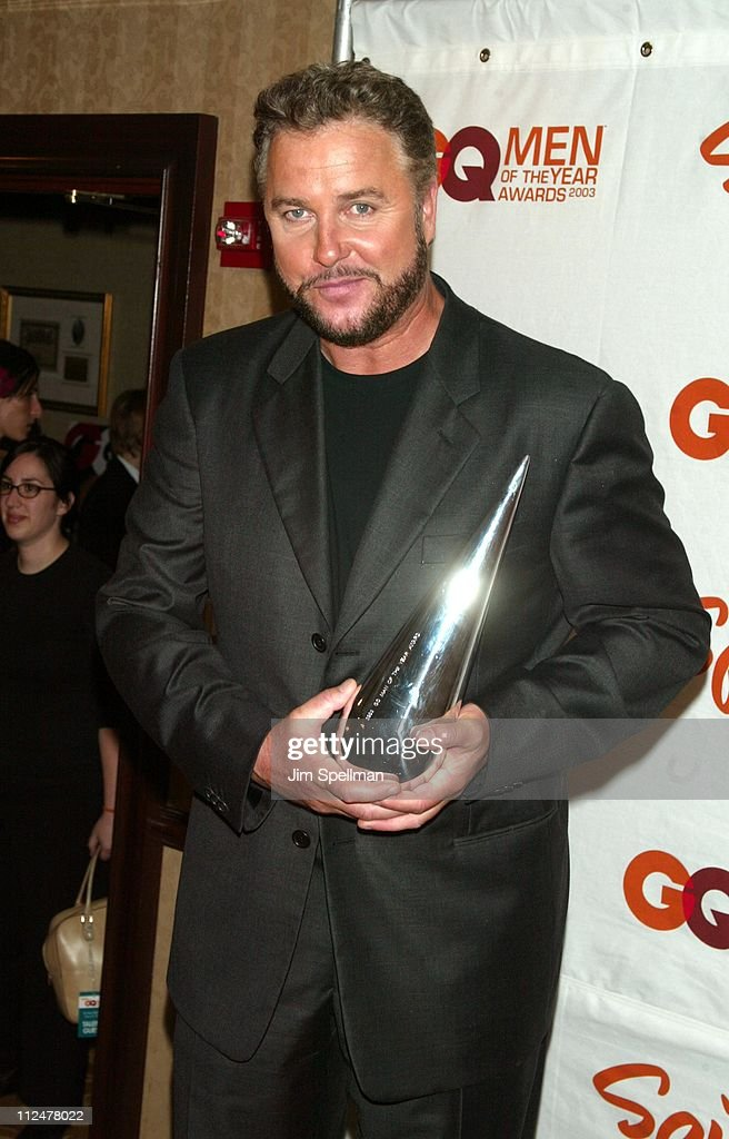 Spike TV Presents the 2003 GQ Men of the Year Awards - Press Room