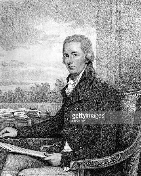 William Pitt 2nd Count of Chatham  English politician and chancellor of the Exchequer