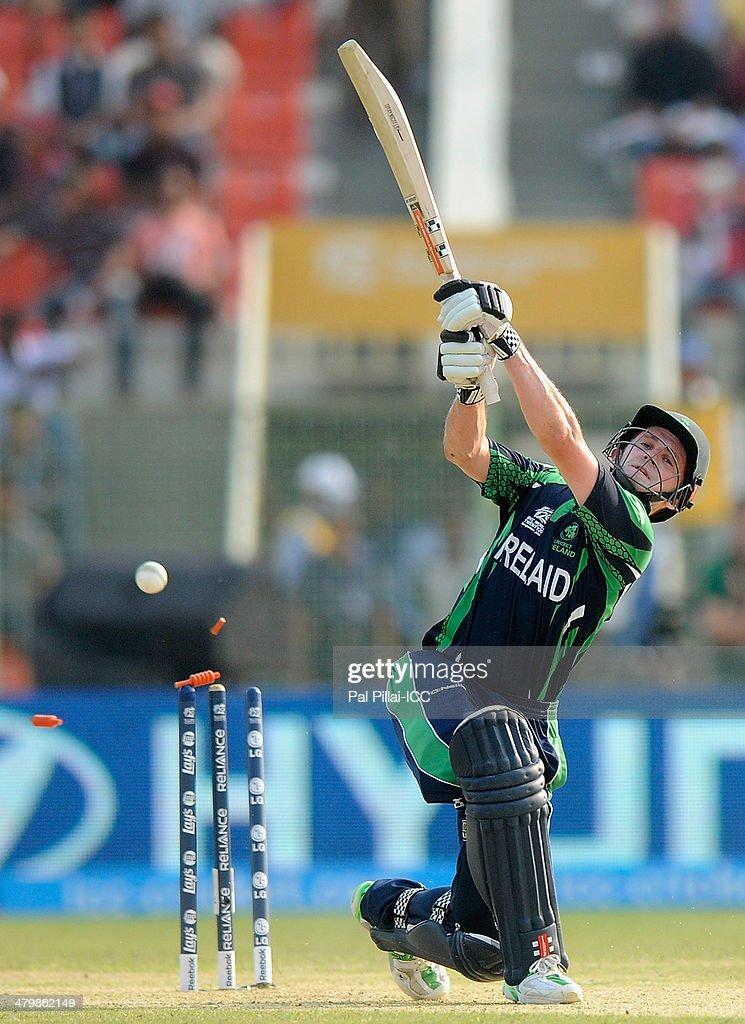 Ireland v Netherlands - ICC World Twenty20 Bangladesh 2014