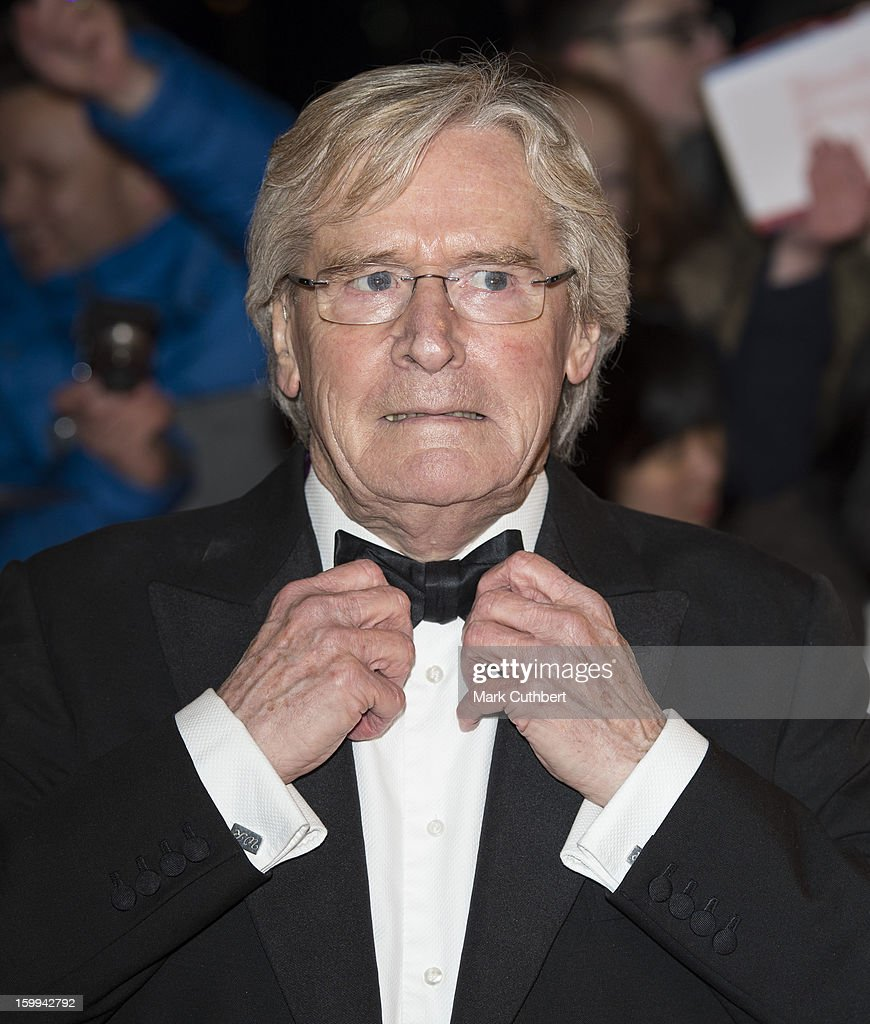 William Roache attends the National Television Awards at 02 Arena on January 23, 2013 in London, England.