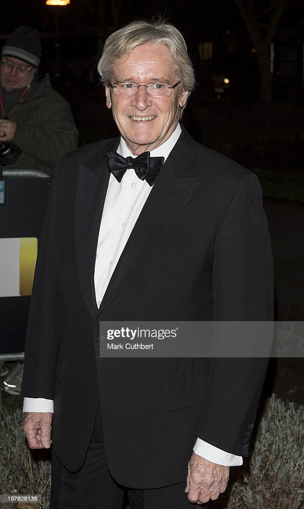 William Roache attends the Sun Military Awards at Imperial War Museum on December 6, 2012 in London, England.
