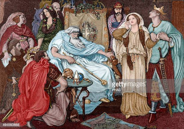 an analysis of the opening scene of the play king lear by william shakespeare King lear: text dramatis personae (v) copulate, play the part of a lecher kl ivvi114 let come, come, i am a king masters, know you that gentleman.
